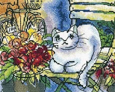 M471 Белый кот