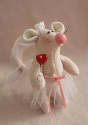LV001 Love story набор для изготовления игрушки