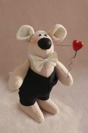 LV002 Love story набор для изготовления игрушки
