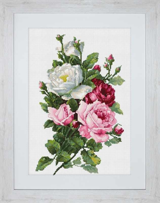B2285 Букет из роз