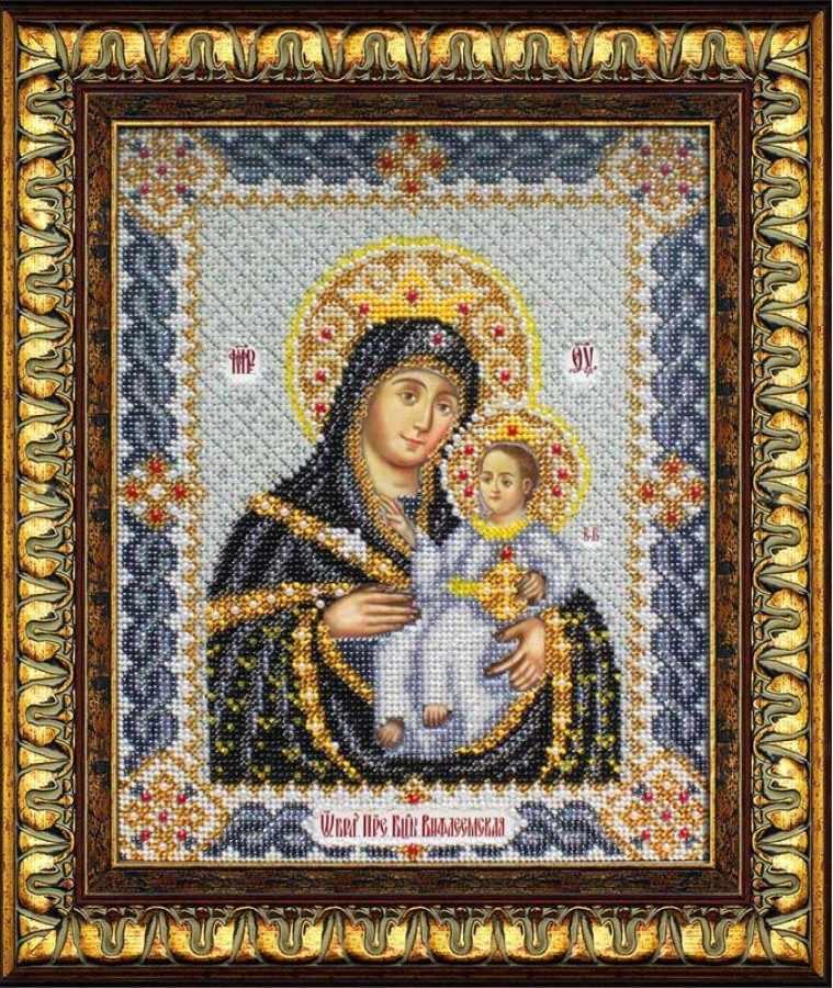 Б1017 Богородица Вифлеемская (Паутинка)