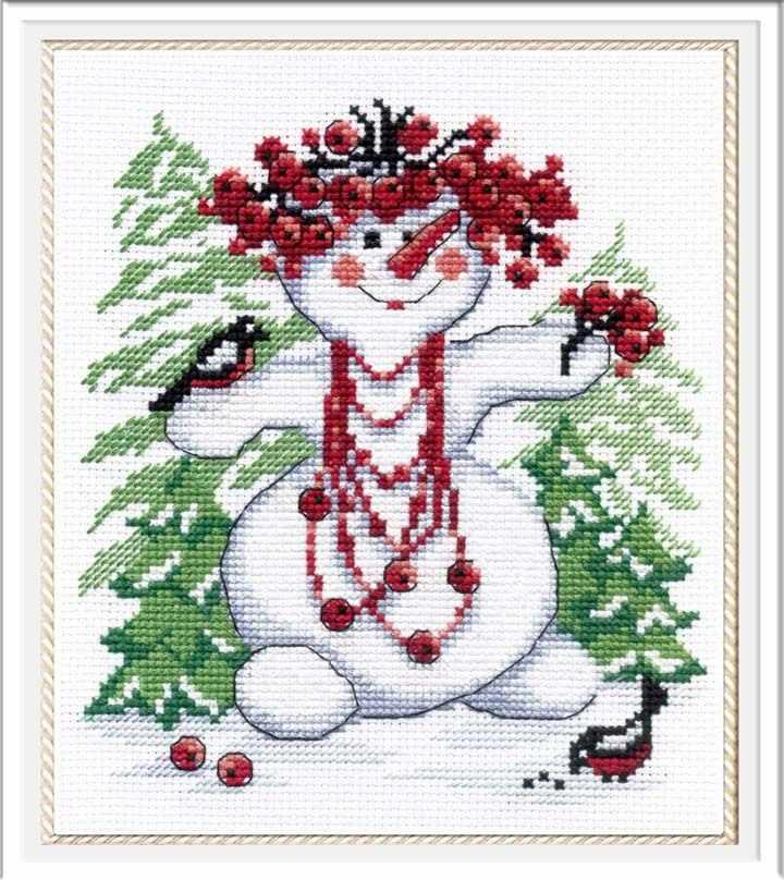 НВ-257 Снежная баба