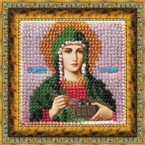 4057 Св.Муч.Зинаида Тарсийская - схема для вышивания (Вышивальная мозаика)