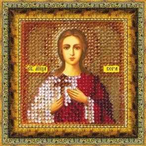 4047 Св.Муч.Вера - схема для вышивания (Вышивальная мозаика)