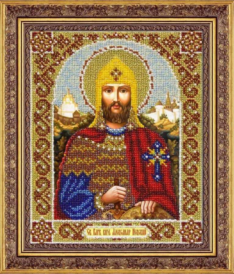 Б1052 Св.Александр Невский (Паутинка)