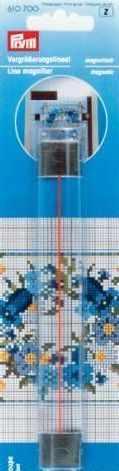 610700 Линейка увеличительная магнитная PRYM