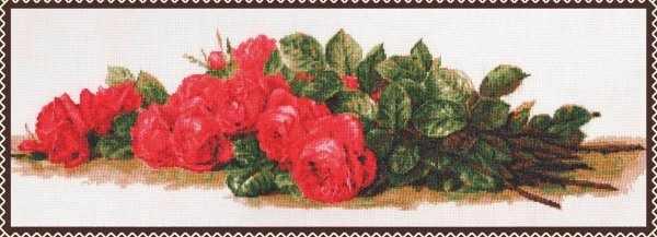 "01.007 ""Розы на столе"" (Палитра)"
