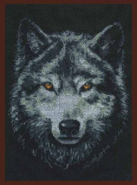 """02.001""""Взгляд волка"""""""