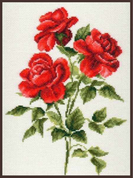 """01.009 """"Три розы"""""""
