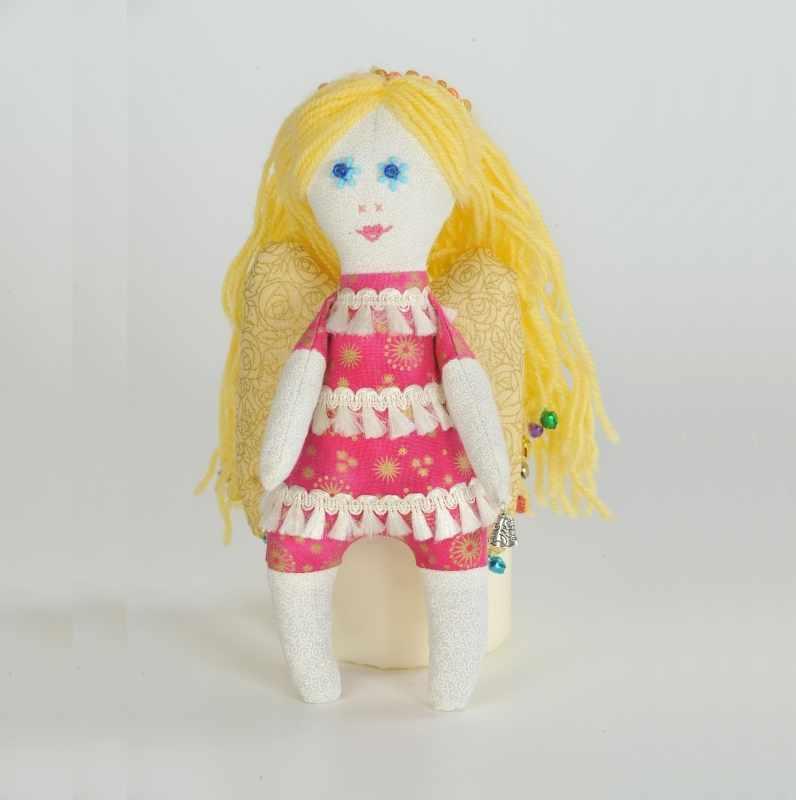 ПА 305 Пелагя - игрушка (Перловка)