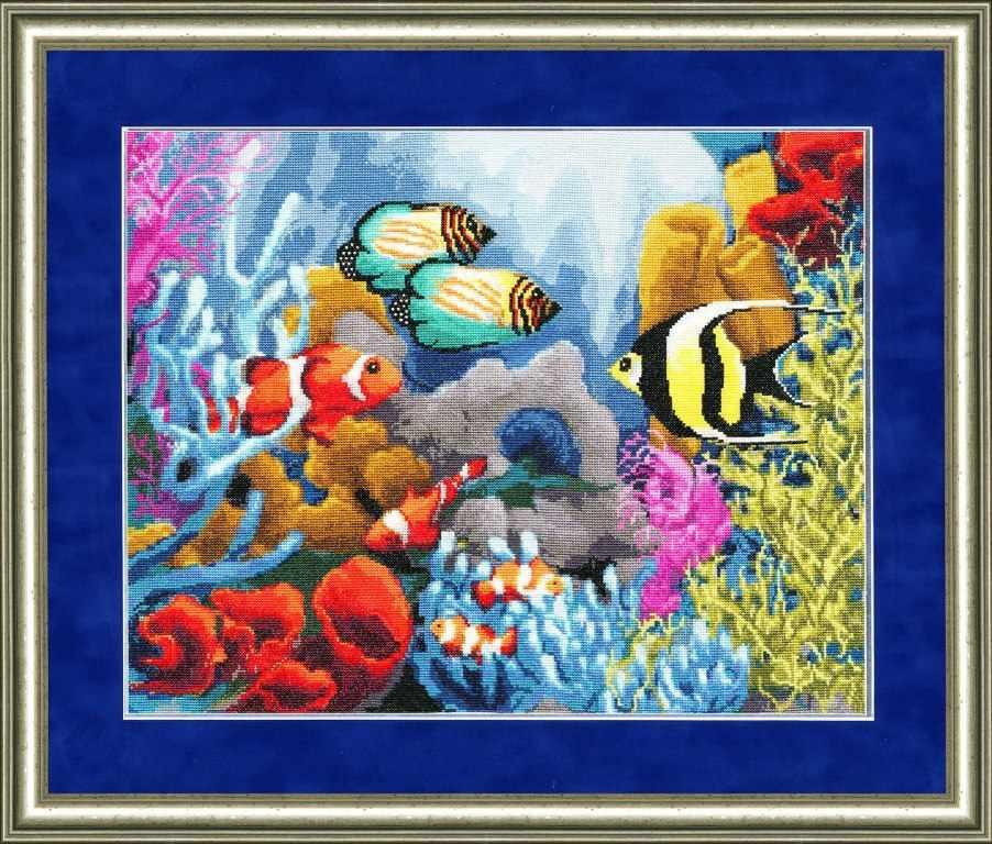 ПМ-009 Гавайи. Подводный мир
