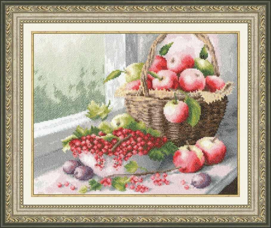 ФИ-010 Яблочный спас. Фруктовое изобилие