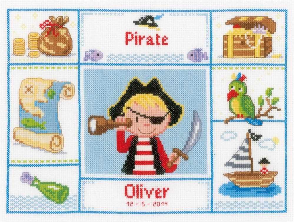 PN-0148606 Пират