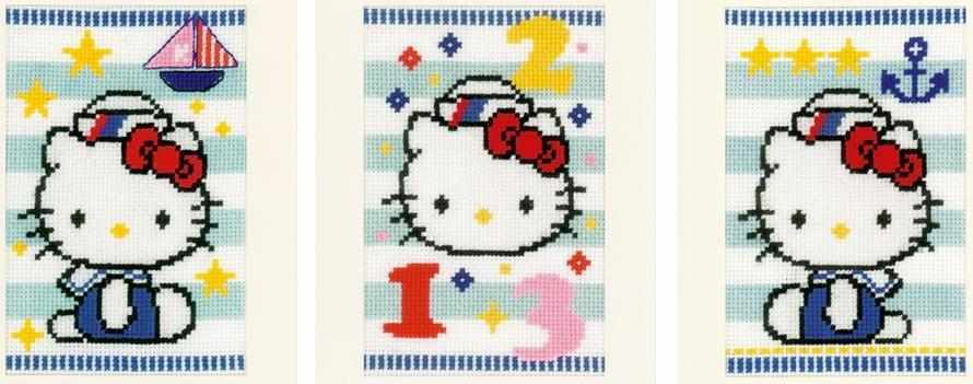 PN-0150686 Hello Kitty Marine Cards