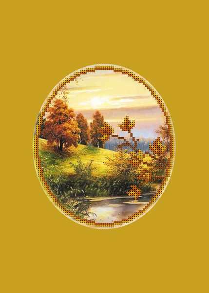 43/БП Золотая осень - набор для вышивания