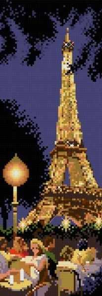 4062-14 Вечерний Париж