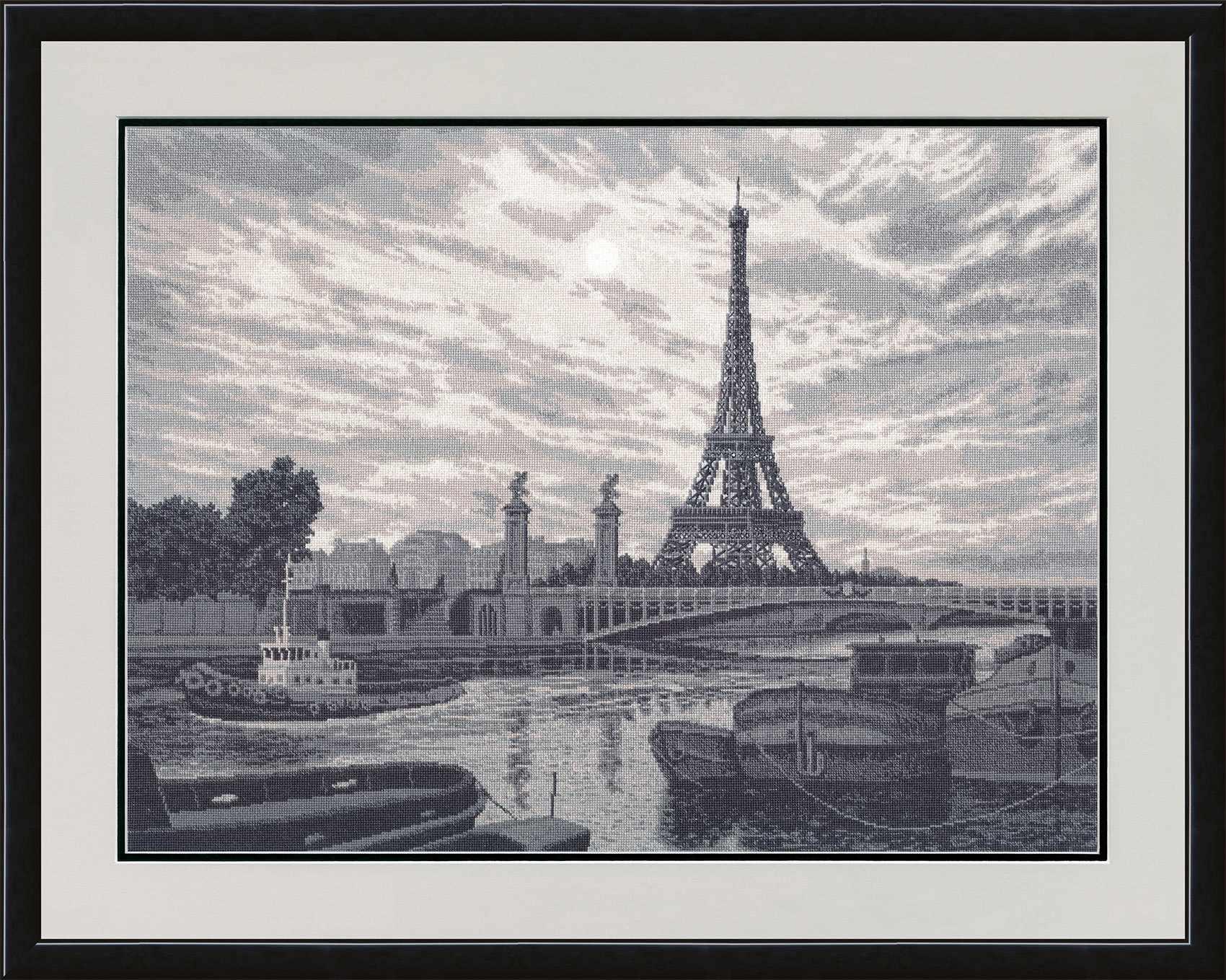 ВС-010 Париж. Вокруг света