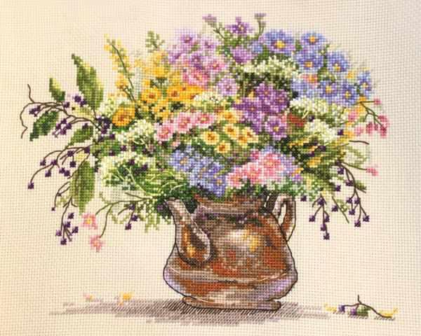 К-16 Полевые цветы