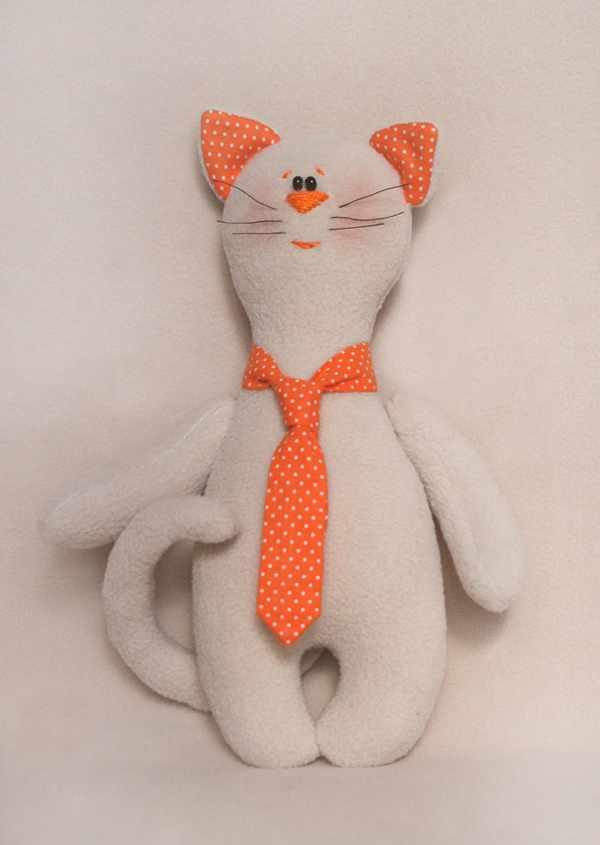 C004 Cats story набор для изготовления игрушки