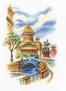 М539 Мосты Петербурга