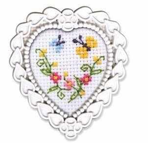 FA018 Цветы и бабочки