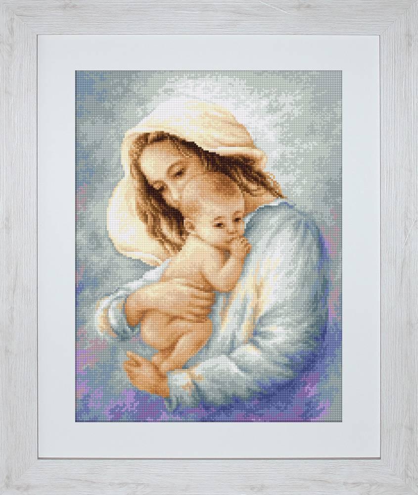 G537 Мать и дитя