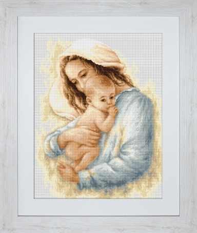 B0537 Мать и дитя