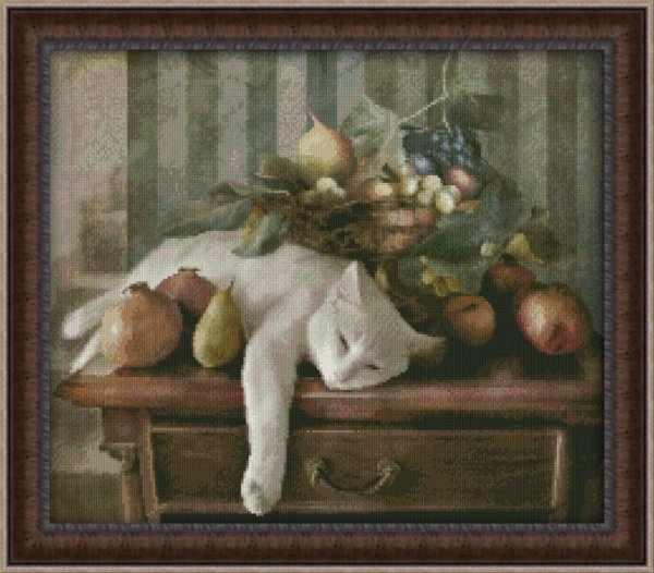 0123 Сладкий сон - набор для вышивания