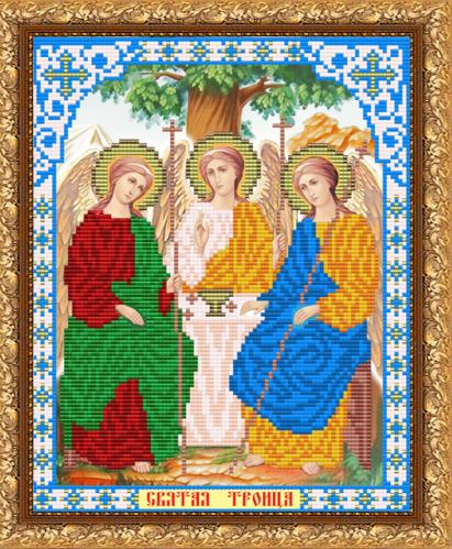 VIA4229 Св. Троица - схема для вышивания (Art Solo)
