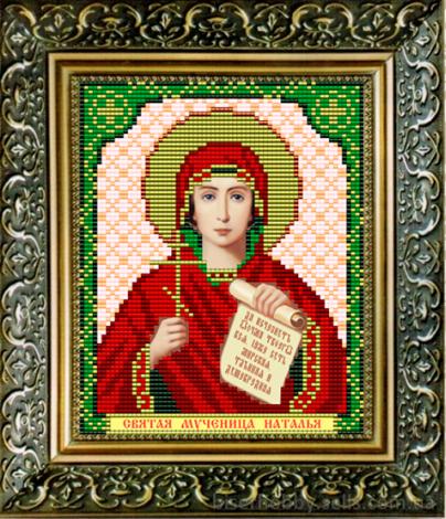 VIA5014 Св. Мученица Наталья - схема для вышивания (Art Solo)