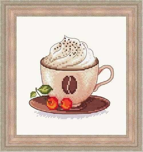ВИ-011 (Кофе со сливками)