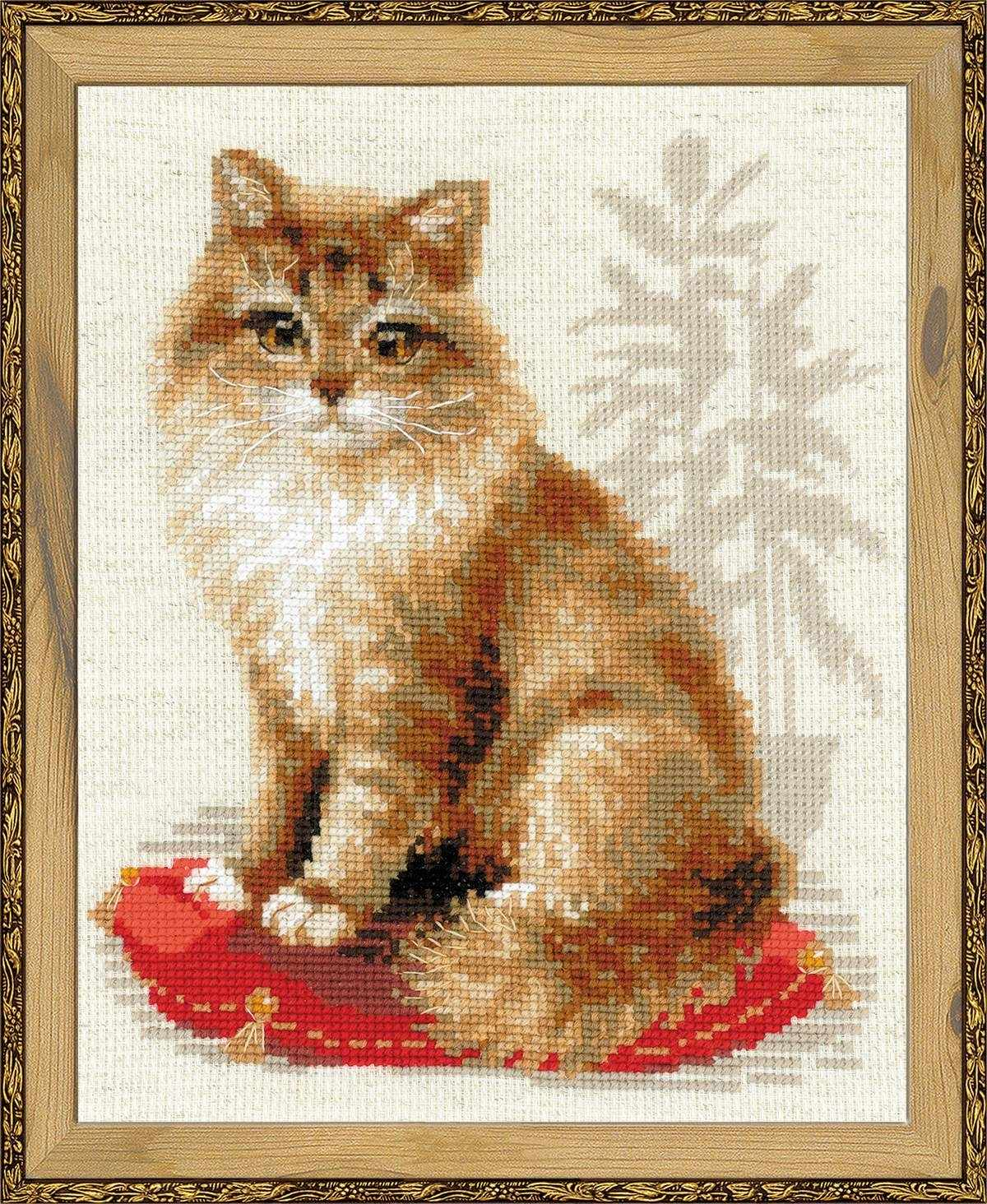 "1525 ""Кошка домашняя"""