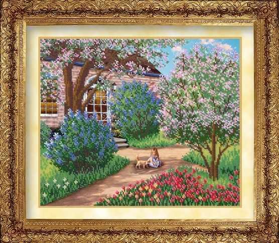1007 - Цветущий сад