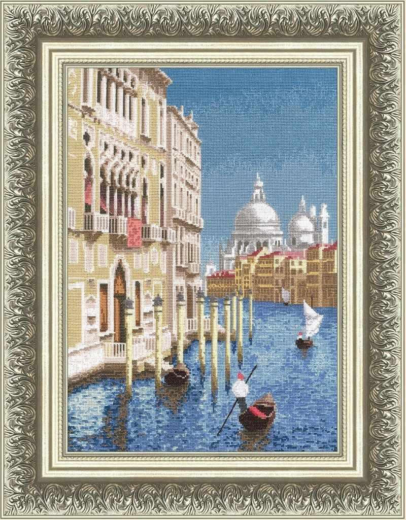 ВС-008 Прекрасная Венеция. Вокруг света
