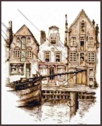 """08.014 """"Старый Амстердам"""""""