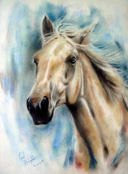 N-186 Каурый конь