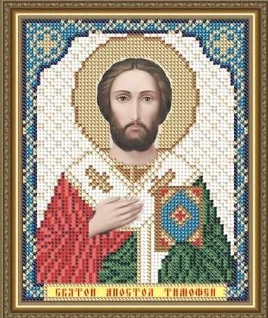 VIA5106 Св. Апостол Тимофей - схема для вышивания (Art Solo)