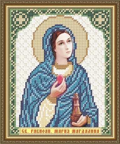 VIA5111 Св. Равноапостольная Мария Магдалина - схема для вышивания (Art Solo)