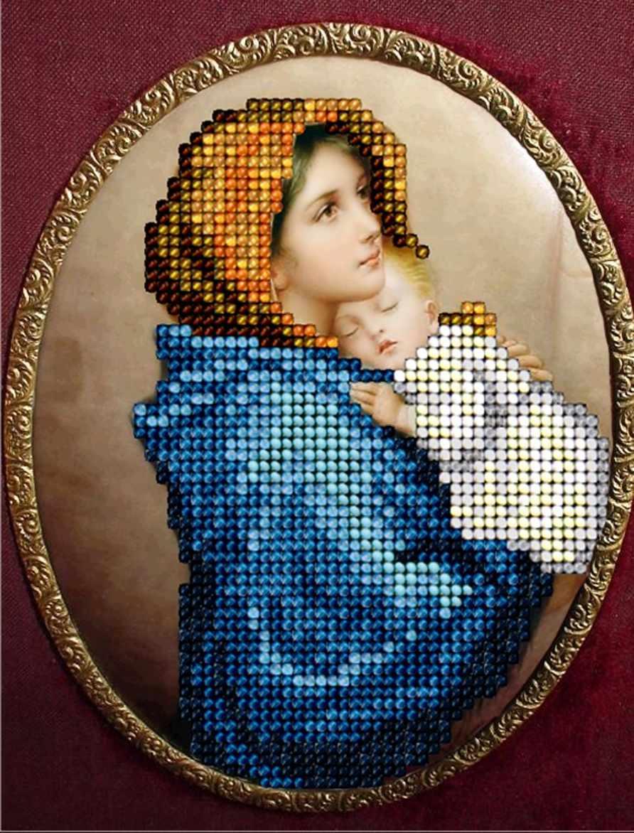50815 Мадонна с ребенком