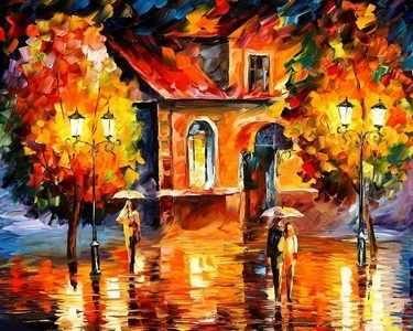 Z-135 Осенняя погода - мозаика Милато