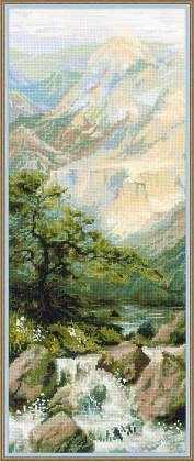 """1543 """"Горная река"""""""