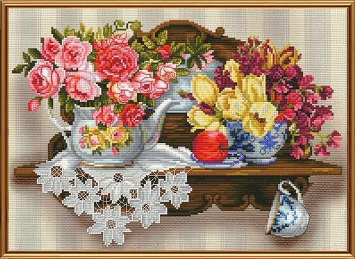 ННД 3077 Цветочный романс