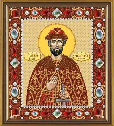 Д 6116 Св. Блгв. Великий Князь Димитрий (Дмитрий) Донской