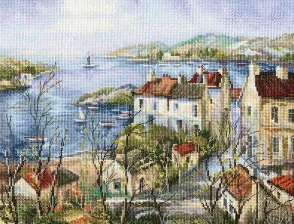 М554 Тихий город у моря