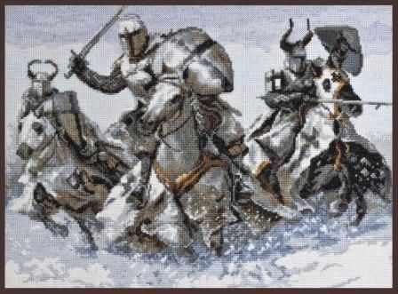 07.008 Рыцари