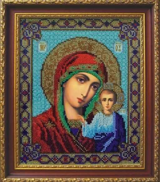 И-1001 Богородица Казанская (Золотой Восход)