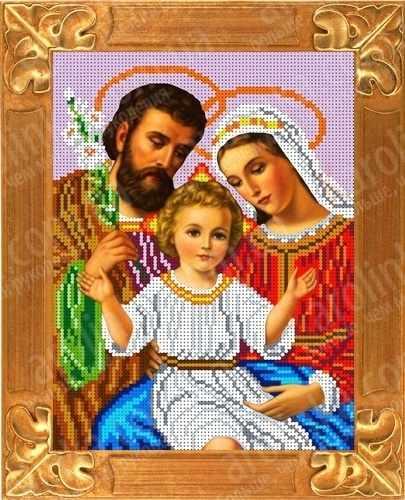 КБИ 4055 Святое семейство - набор (Каролинка)