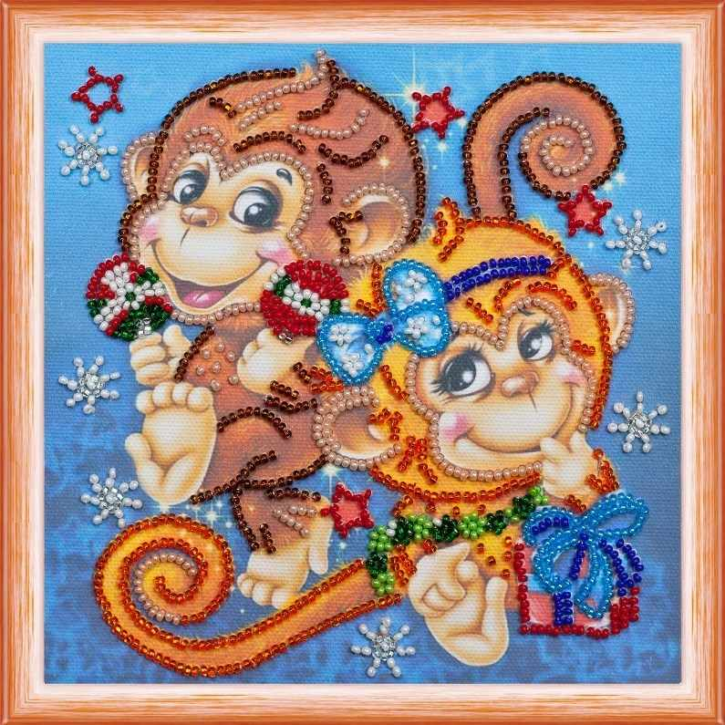 АМ-114 Веселые обезьянки