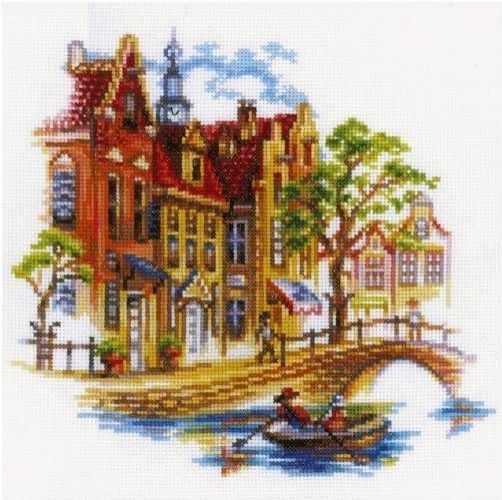 M293 Прогулка по Амстердаму