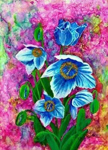 N-162  Цветы